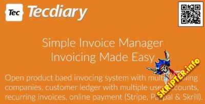 Simple Invoice Manager v3.7.0 - управление счетами/платежами