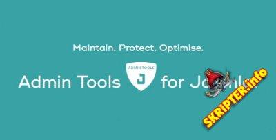 Akeeba Admin Tools Pro v5.7.4 Rus - безопасность и администрирование сайтов на Joomla