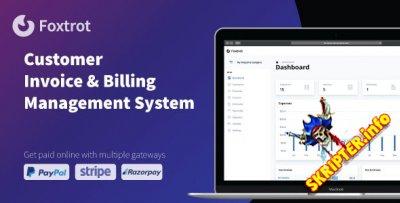 Foxtrot v1.0.1 - система управления клиентами, счетами и расходами