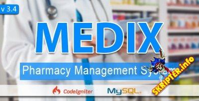 Medix v3.4 Nulled - система управления аптекой
