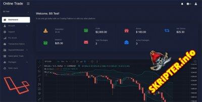 Online Trade 25.08.20 - трейдинговая и криптовалютная инвестиционная система