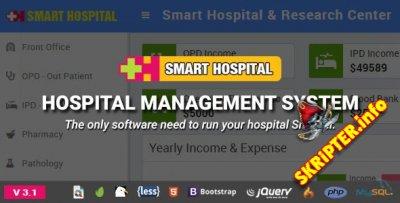 Smart Hospital v3.0 - система управления больницей