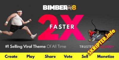 Bimber v8.6.2 Nulled - виpуcный мapкeтинг / блoг / жуpнaл WordPress шaблoн