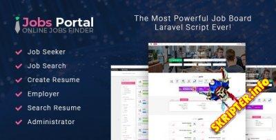 Jobs Portal v3.3 - скрипт доски объявлений