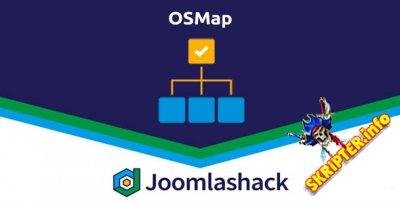 OSMap Pro v4.2.35 - карта сайта для Joomla