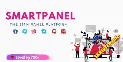 SmartPanel v3.4 Nulled - скрипт маркетинга в социальных сетях