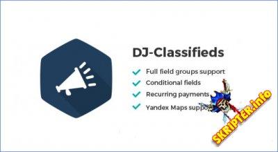 DJ-Classifieds v3.8.1.2 Rus - компонент доски рекламных объявлений для Joomla