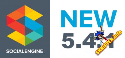 Social Engine v5.4.1 Rus Nulled - скрипт социальной сети