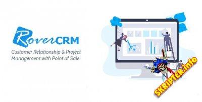 RoverCRM v1.3 Nulled - система управления проектами