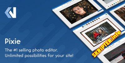Pixie v2.2.2 - скрипт редактора изображений