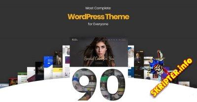 XTRA v4.0.5 Nulled – многоцелевая тема для WordPress