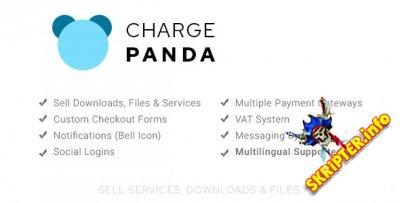 ChargePanda v1.3 - продажа загрузок, файлов и услуг