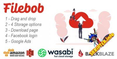 Filebob v1.2.0 - скрипт обмена файлами