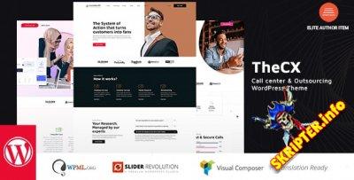 TheCX v1.9 - тема WordPress для работы с клиентами