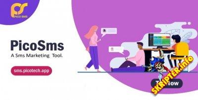 PicoSMS v2.3 - скрипт для SMS-маркетинга
