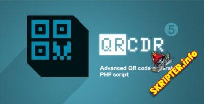 QRcdr v5.2.2 Rus - генератор QR-кода онлайн
