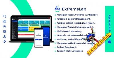 ExtremeLab v2.2 Rus - скрипт управления медицинской лабораторией