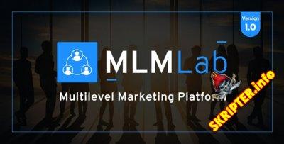 MLMLab v1.0 Nulled - многоуровневая маркетинговая платформа