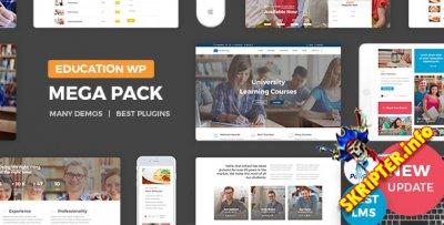 Education Pack v2.4 - образовательная тема для WordPress