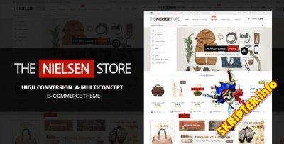 Nielsen v1.9.17 - WordPress тема для электронной коммерции