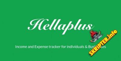 Hellaplus v1.3 - трекер доходов и расходов