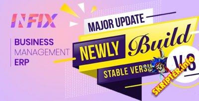 InfixBiz v3.1.4 Nulled - ERP для управления бизнесом
