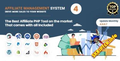 Affiliate Management System v4.0.0.7 - скрипт для онлайн-бизнеса