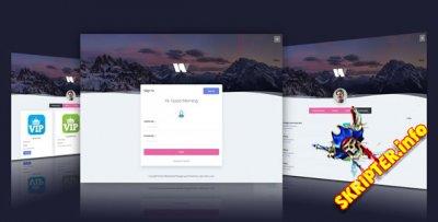 Membership Manager Pro v4.6 - система управления пользователями