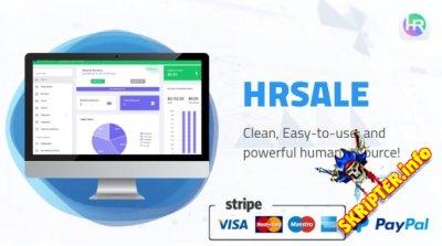 HRSale v3.0.0 - скрипт управления персоналом