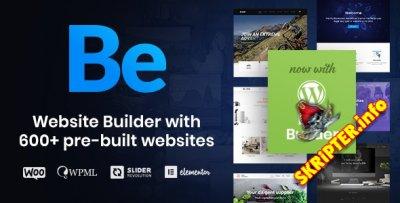 BeTheme v24.0.3.1 Rus Nulled - многоцелевая тема для WordPress