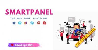 SmartPanel v3.5 Nulled - скрипт маркетинга в социальных сетях