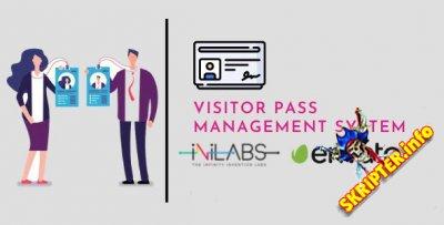 Visitor Pass Management System v3.3 - система управления посетителями
