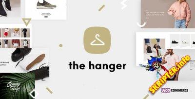 The Hanger v1.7.1 - современная классическая тема для WooCommerce