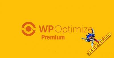 WP Optimize Premium v3.1.12 Nulled - очистка и оптимизация базы данных WordPress