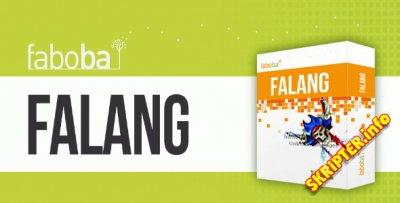 FaLang Pro v3.4.6 Rus - отображение Joomla сайта на разных языках