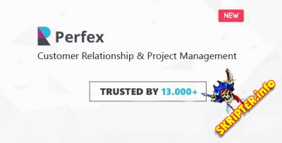 Perfex v2.9.0 Rus - система управления клиентами и проектами