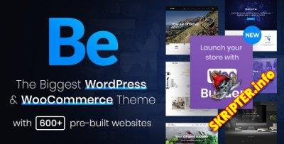 BeTheme v25.1.2.1 Rus Nulled - многоцелевая тема для WordPress