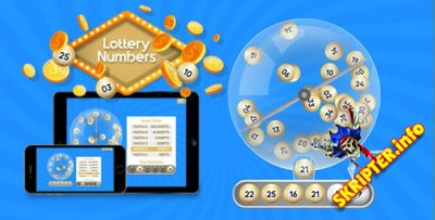 Lottery Numbers v2.0 - HTML5 Game