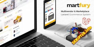 MartFury v1.12 - cистема электронной коммерции