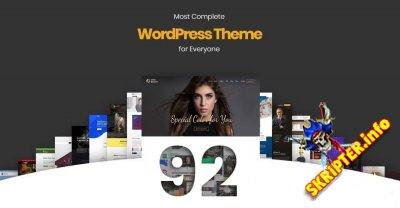 XTRA v4.3.8 Nulled – многоцелевая тема для WordPress
