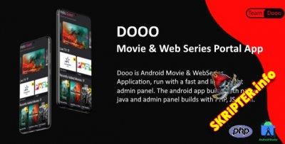 Dooo v1.5.5 Nulled - портал фильмов и веб-сериалов
