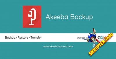 Akeeba Backup Pro v9.0.7 Rus - компонент резервного копирования для Joomla 4