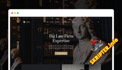 JA Justitia v2.0.0 - шаблон Joomla для сайтов юристов