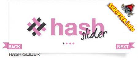 jQuery Ajax Free Hash Slider