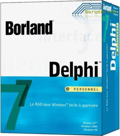 Delphi7 Enterprise Edition