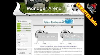 Manager-Arena