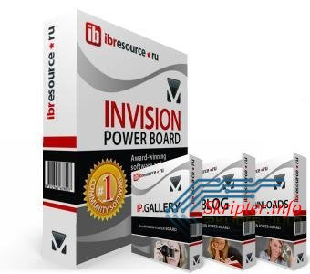 IP.Board v3.3.3 RUS Null-FS