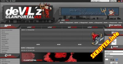 deV!Lz Clanportal 1.6.0.2 Final