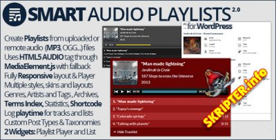 Smart Audio Playlists 2.0