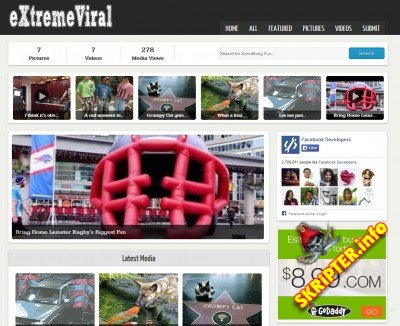 eXtremeViral 1.0.0